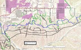 Map San Diego San Diego Sea To Sea Trail Maps