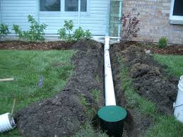 ideas drain system how to build a french drain for your