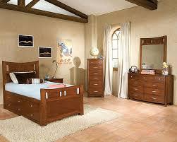 standard furniture captain u0027s bedroom set village craft st 95850c