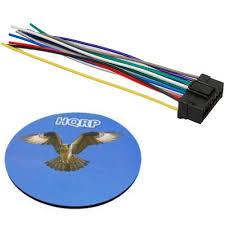 amazon com hqrp 16 pin jvc car stereo radio head unit wire wiring