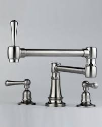 Articulating Kitchen Faucet Steam Valve Original Faucets Quality Stainless Steel Faucets