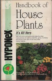 handbook of house plants elvin mcdonald amazon com books