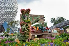 epcot flower and garden festival celebrates earth day