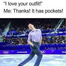 Figure Skating Memes - pockets are awesome album on imgur