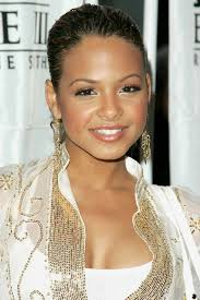christina milian different hairstyle angled bob hairstyle