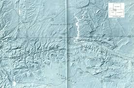 Bear Lake Utah Map by Usgs Geological Survey Bulletin 1291 Contents