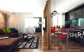 studio apartment interior design singapore cool for a young man