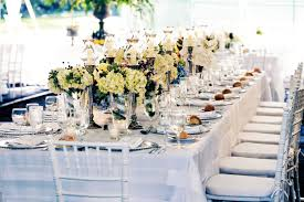 wedding reception decorations with hydrangeas hydrangea reception