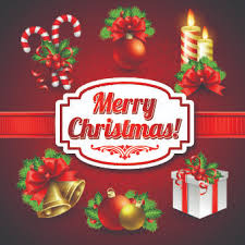 christmas elements vector art free vector download 215 222 free