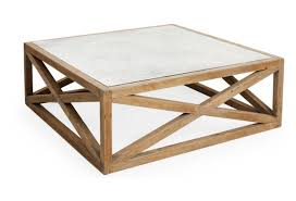 48 by 48 table manning 48 square coffee table natural the barn pinterest