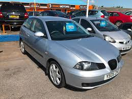 used seat ibiza 2005 for sale motors co uk