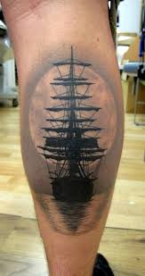 best 25 ship tattoos ideas on pirate ship tattoos