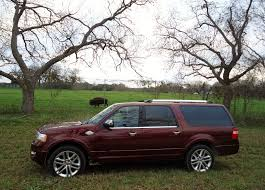 ford expedition el 2015 ford expedition el 4 4 king ranch review a full size suv
