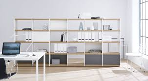 White Oak Bookcase by Yomo Book Shelving Units Home Office Regalraum Com
