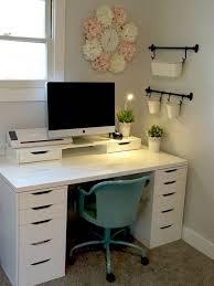 Kid Desks Ikea Best 25 Desk Areas Ideas On Pinterest Kid Pertaining To