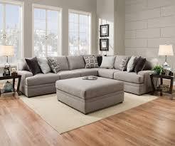 Simmons Living Room Furniture Simmons Le Chateau Briar Raf Bump Sofa