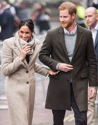 prince harry meghan prince harry and meghan markle out in london january 2018 popsugar