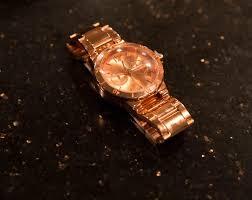 find more brand new quartz rose gold tone women u0027s watch for sale