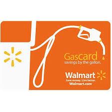 walmart gas gift card walmart