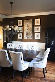 Best Dining Room Makeovers Ideas On Pinterest Tall Curtains - Dining room makeover pictures