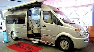 Caravan Interiors 2014 Mercedes Benz Sprinter Airstream Interstate Motor Home