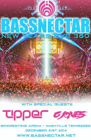 bassnectar nye pin 10 reasons bassnectar nye 360 was the ultimate bass experience