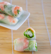 where to buy rice wrappers fresh shrimp rolls with step by step