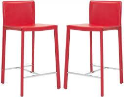 Low Back Bar Stool Bar Stools Ikea Ingolf Bar Stool With Backrest With Footrest For