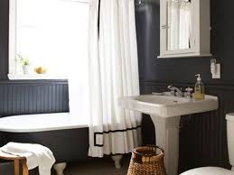 bathroom 1 glamorous black and white bathroom ideas grey black