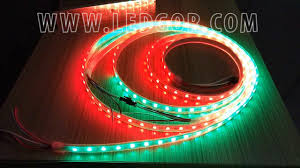 programmable led ws2811 60leds 60pixels with rgb remote