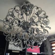 Dining Room Chandelier Lighting Modern Creative Pendant Lamp Luxury Crystal Chandelier Light Lamp