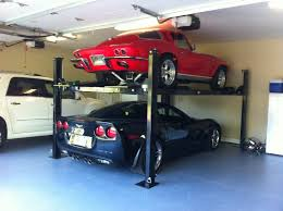 Low Ceiling 2 Post Lift by Garage Ceiling Height For Lift Lader Blog