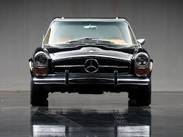 mercedes 280sl the mercedes 280 sl pagode ottority cars