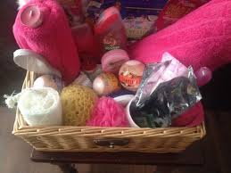 beauty gift baskets 16 best spa health beauty hers images on baskets