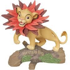 lion figurine disney showcase collection big the lion king bisque