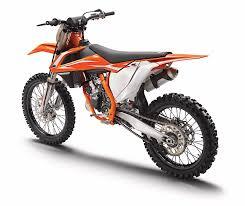 new motocross bikes ktm u0027s ready to race 2018 sx range coming to dealerships