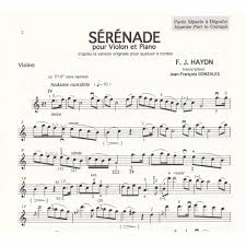 serenade in c major for violin and piano southwest strings