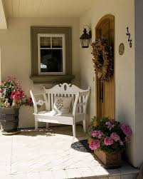 28 front entrance bench front porch makeover ideas front