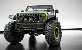 jeep wrangler grey jeep trailcat concept pictures photo gallery car and driver
