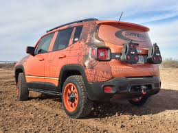 jeep renegade exterior daystar driven by design