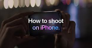 how to how to shoot on iphone photography apple au