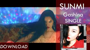 download mp3 free sunmi gashina single sunmi gashina mp3 download youtube