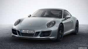 porsche 911 front 2018 porsche 911 carrear 4 gts front three quarter hd