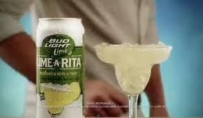 Bud Light Margaritas Bud Light Lime A Rita Product Review