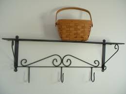 Wrought Iron Bathroom Shelves Wonderful Wrought Iron Bathroom Accessories Of Interior Home