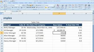 Sample Excel Spreadsheet For Practice How To Use Currency And Accounting Formatting In Excel 2007 Excel