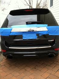 plasti dip jeep plastidip on wk2 anyone cherokee srt8 forum