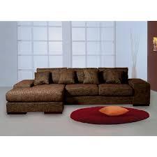 Sofa Sectional Leather Lazzaro Leather Manhattan Sectional Sofa Hayneedle