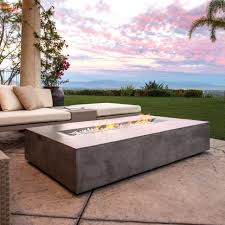 coffe table ceramic fire pit patio fire table natural gas fire