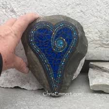 Cobalt B by Blue U0027s Chris Emmert Mosaic U0026 Design